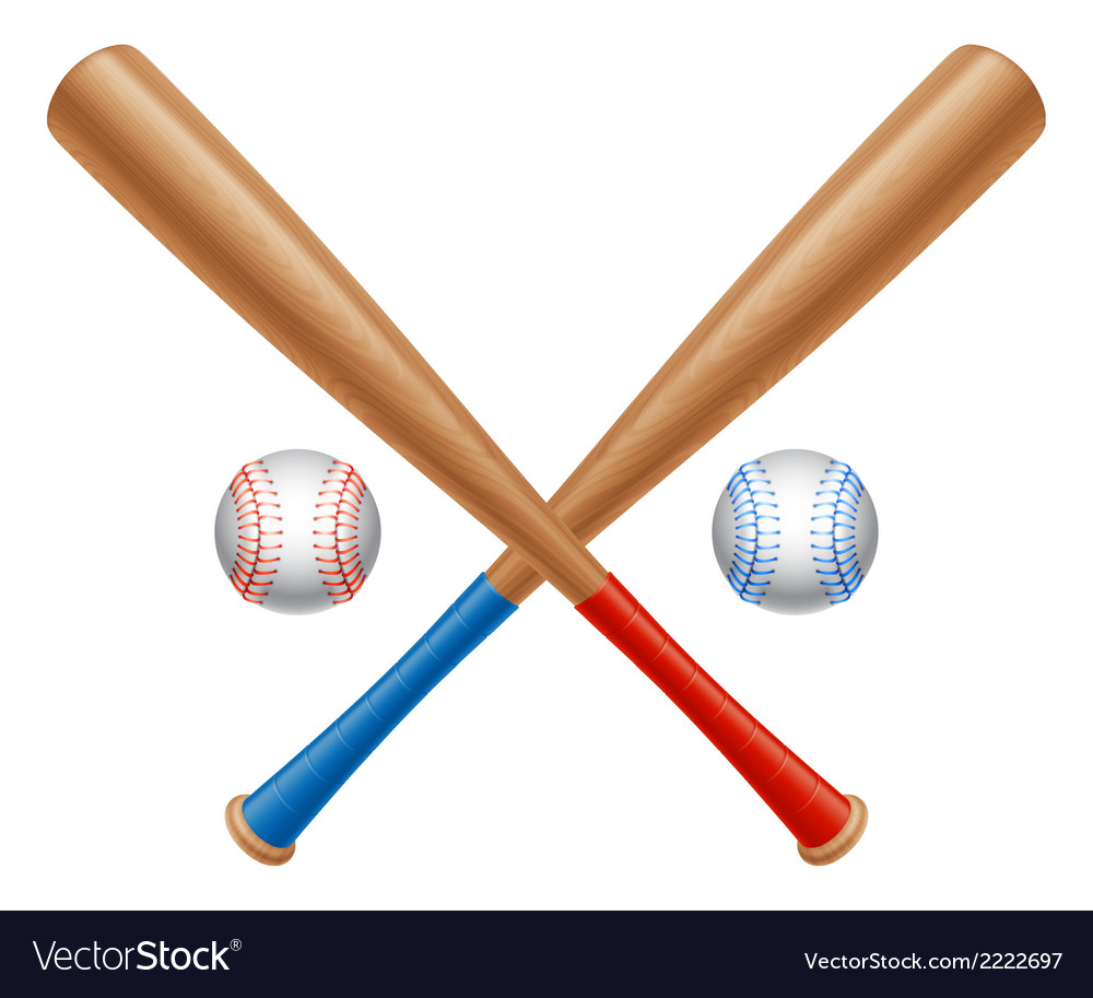 Baseball items vector | Price: 1 Credit (USD $1)
