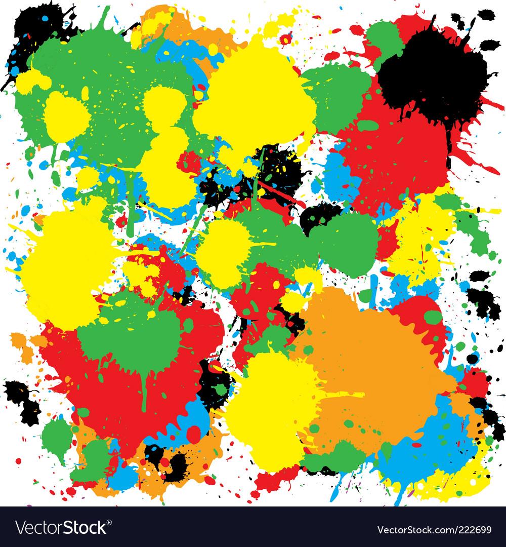 Ink spots vector   Price: 1 Credit (USD $1)