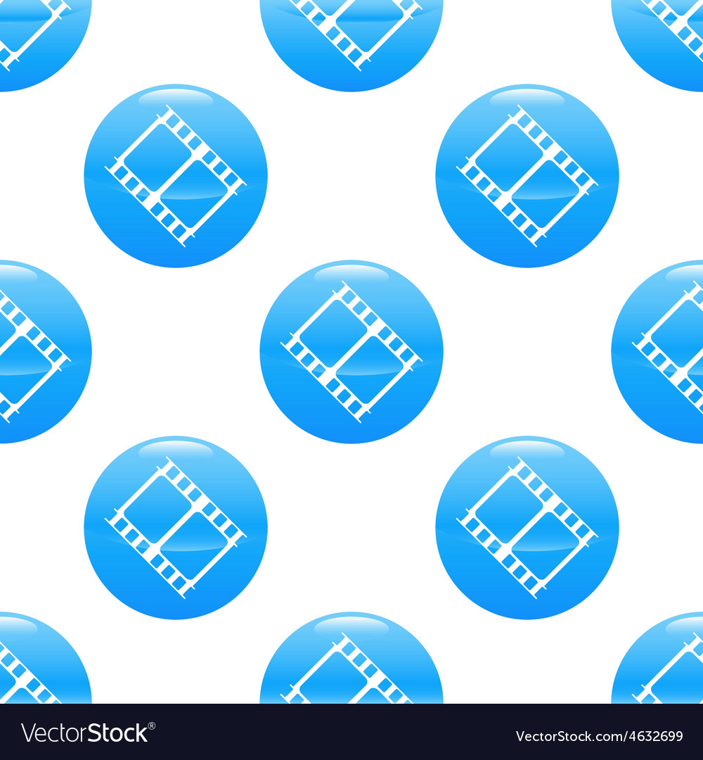 Tape fragment sign pattern vector | Price: 1 Credit (USD $1)