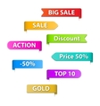 Infographics background icon sale web vector