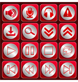 Icon set 2 vector