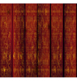 Wood red background vector