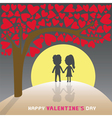 Romantic card34 vector