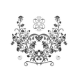 Abstract floral ornament 151209 vector