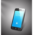 3d mobile phone vector