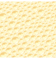 White chocolate seamless background vector