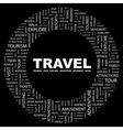Travel vector