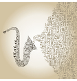 Saxophone5 vector
