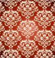Floral ornament wallpaper vector