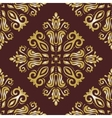 Orient pattern abstract background vector