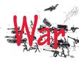 War pattern vector