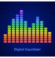 Rainbow equalizer vector