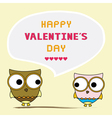 Romantic card48 vector