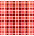 Seamless retro squared fabric vector
