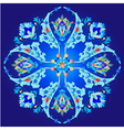 Ottoman motifs design series with twenty six vector