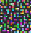 Labyrinth seamless pattern black lines vector