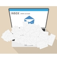 E-mail spam vector