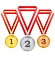 Medals 3 vector