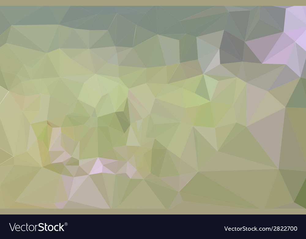 Abstract colorful triangle background vector | Price: 1 Credit (USD $1)