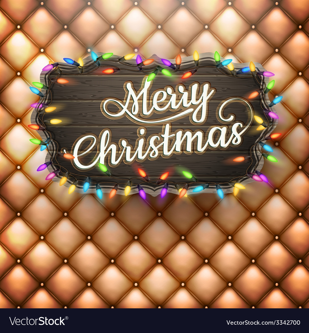 Christmas party poster eps 10 vector | Price: 3 Credit (USD $3)