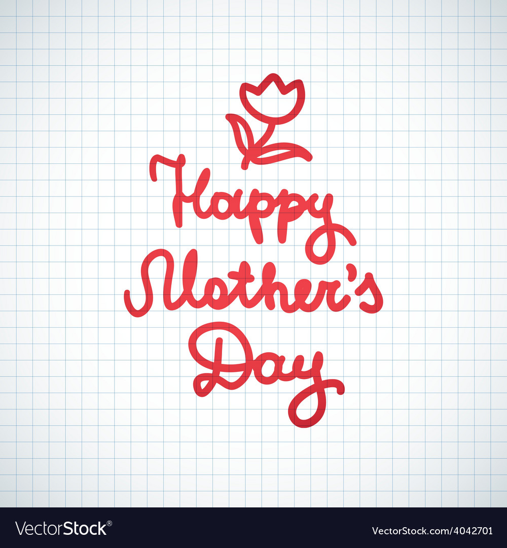 Mothers day vector   Price: 1 Credit (USD $1)
