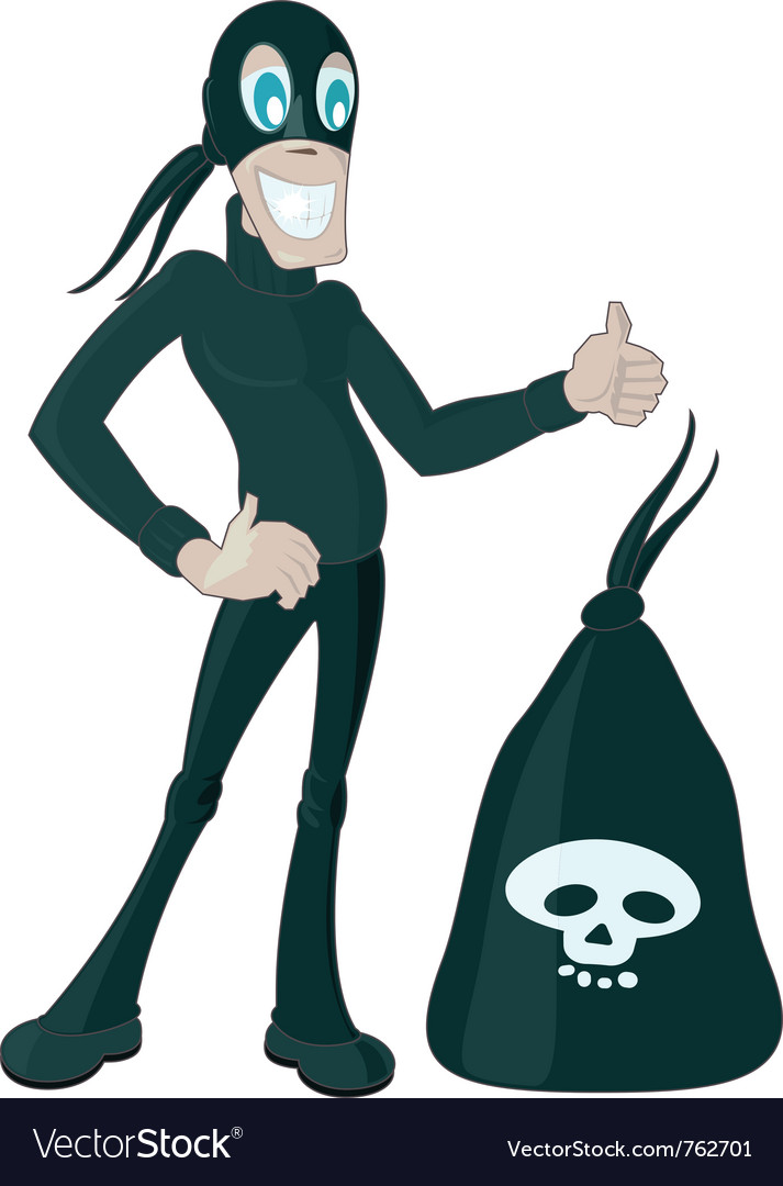 Slender modern pirate vector   Price: 1 Credit (USD $1)
