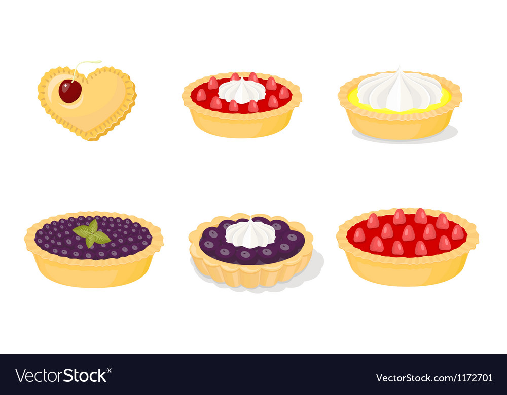 Sweet pastry vector | Price: 3 Credit (USD $3)
