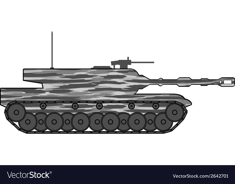 Tank vector | Price: 1 Credit (USD $1)