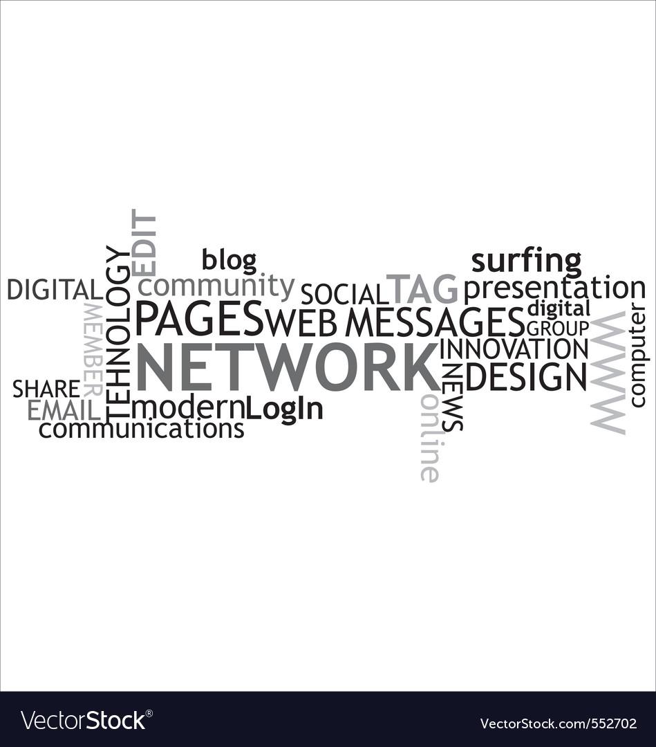 Social media vector | Price: 1 Credit (USD $1)
