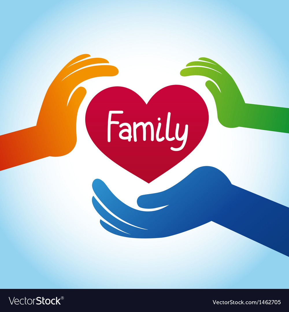 Family concept vector | Price: 1 Credit (USD $1)
