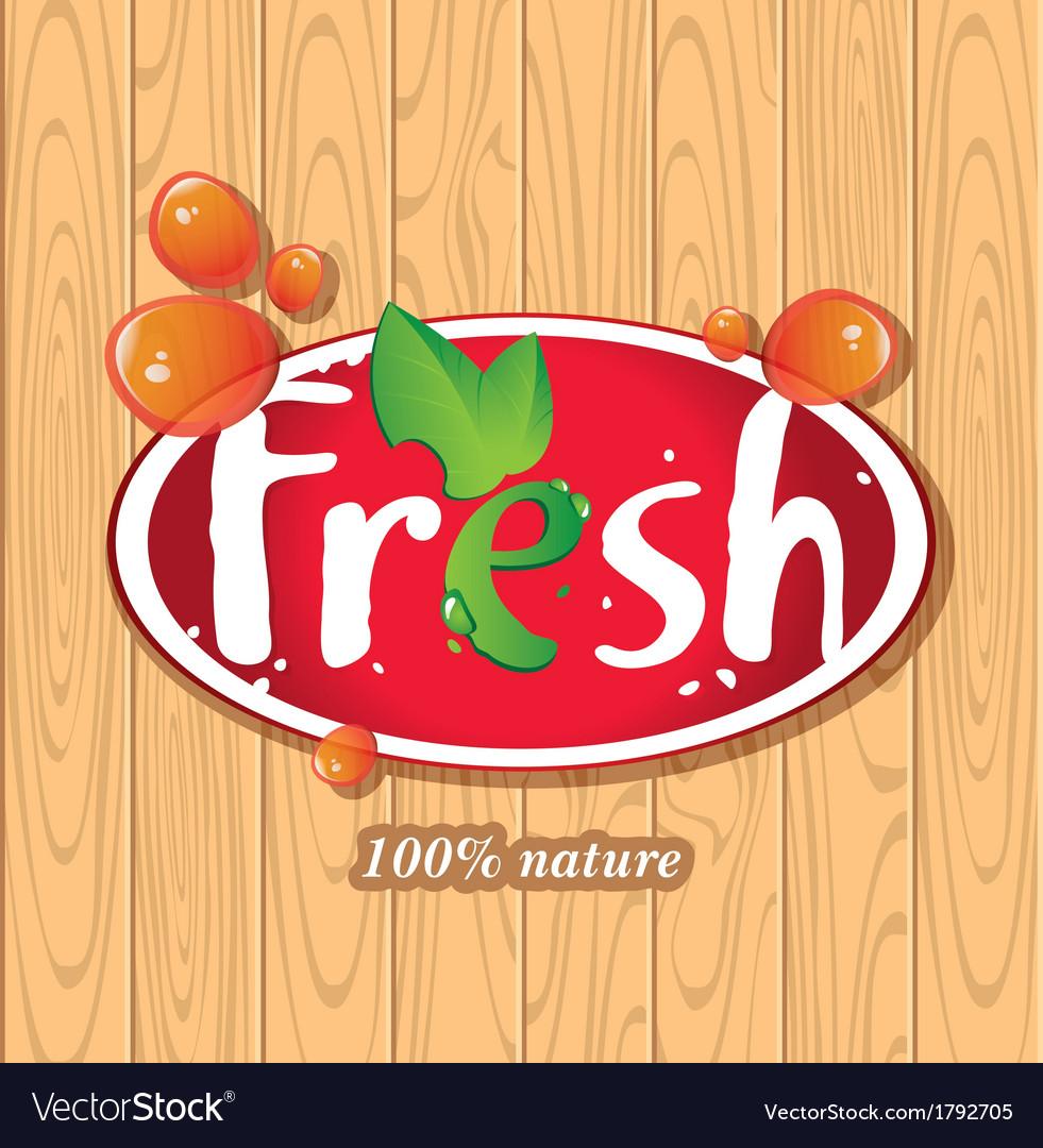 Fresh juices juice drinks vector | Price: 1 Credit (USD $1)