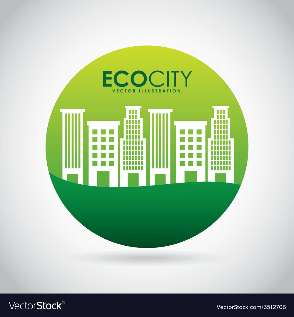 Eco friendly vector | Price: 1 Credit (USD $1)