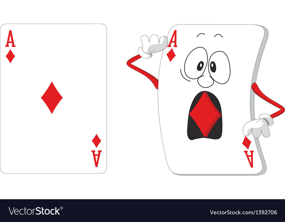 Playing card set vector | Price: 1 Credit (USD $1)