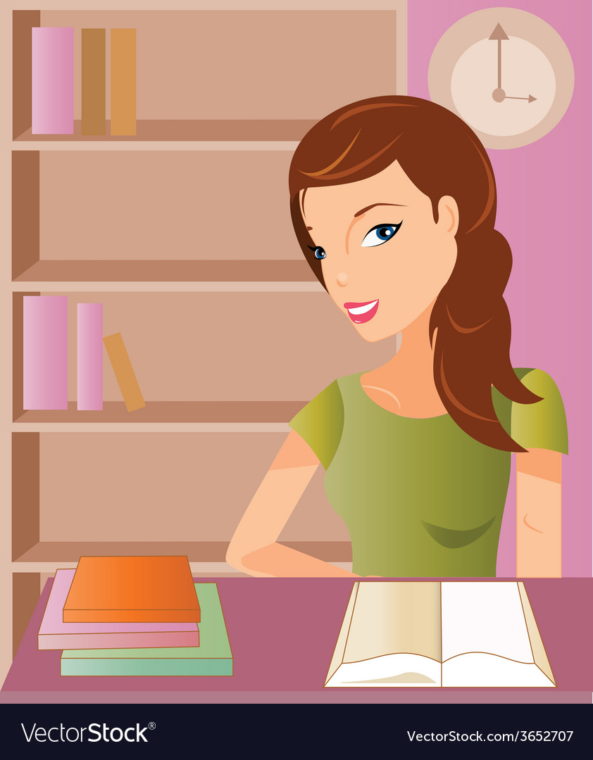 Studying-hard vector   Price: 1 Credit (USD $1)