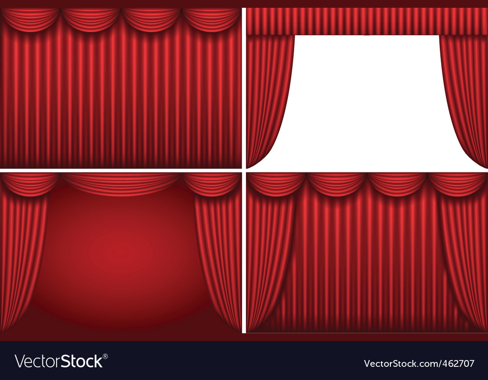 Ter curtains vector | Price: 3 Credit (USD $3)