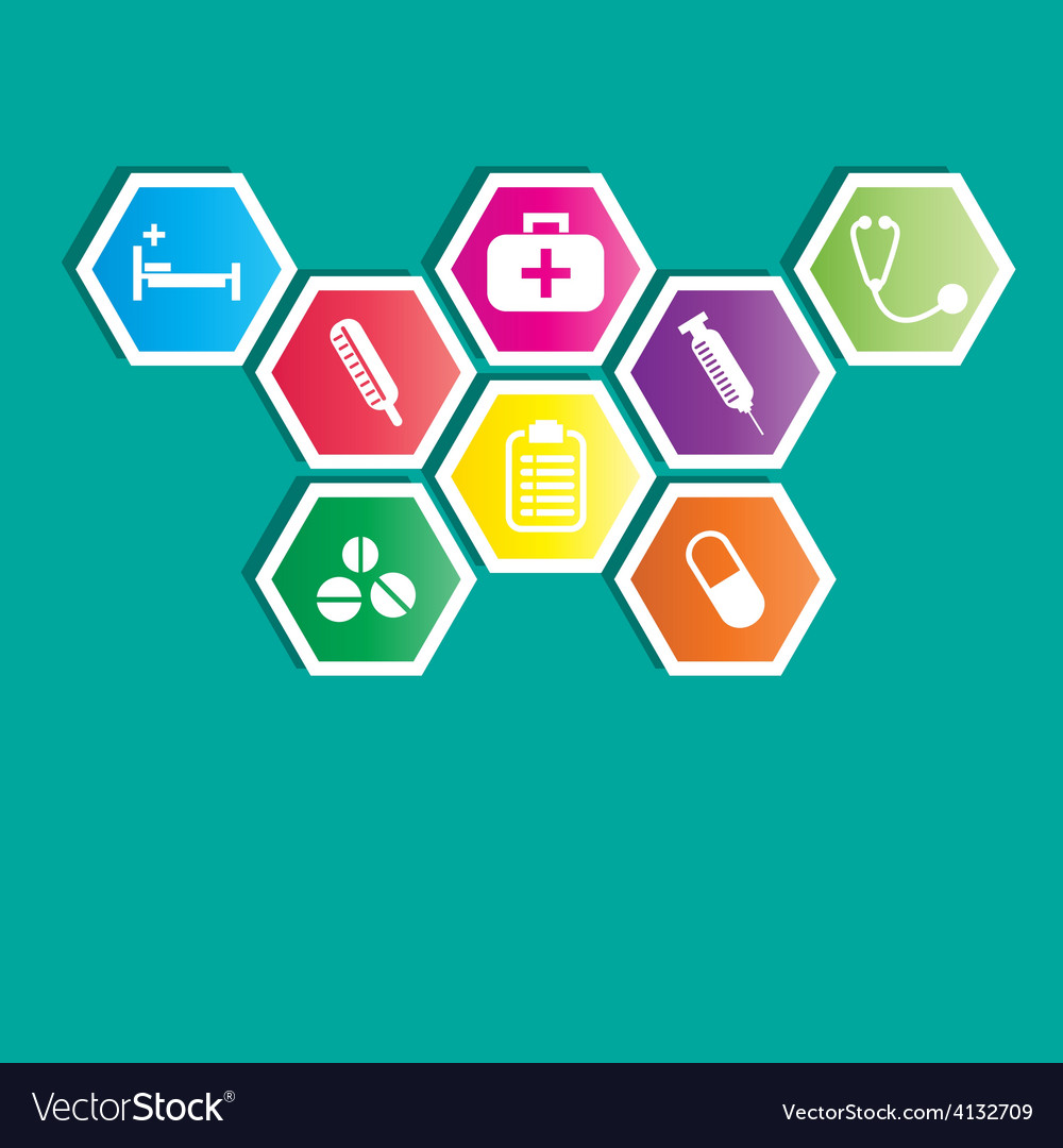 Medical background vector   Price: 1 Credit (USD $1)