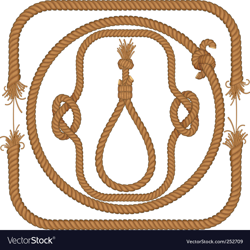 Ropes vector | Price: 3 Credit (USD $3)