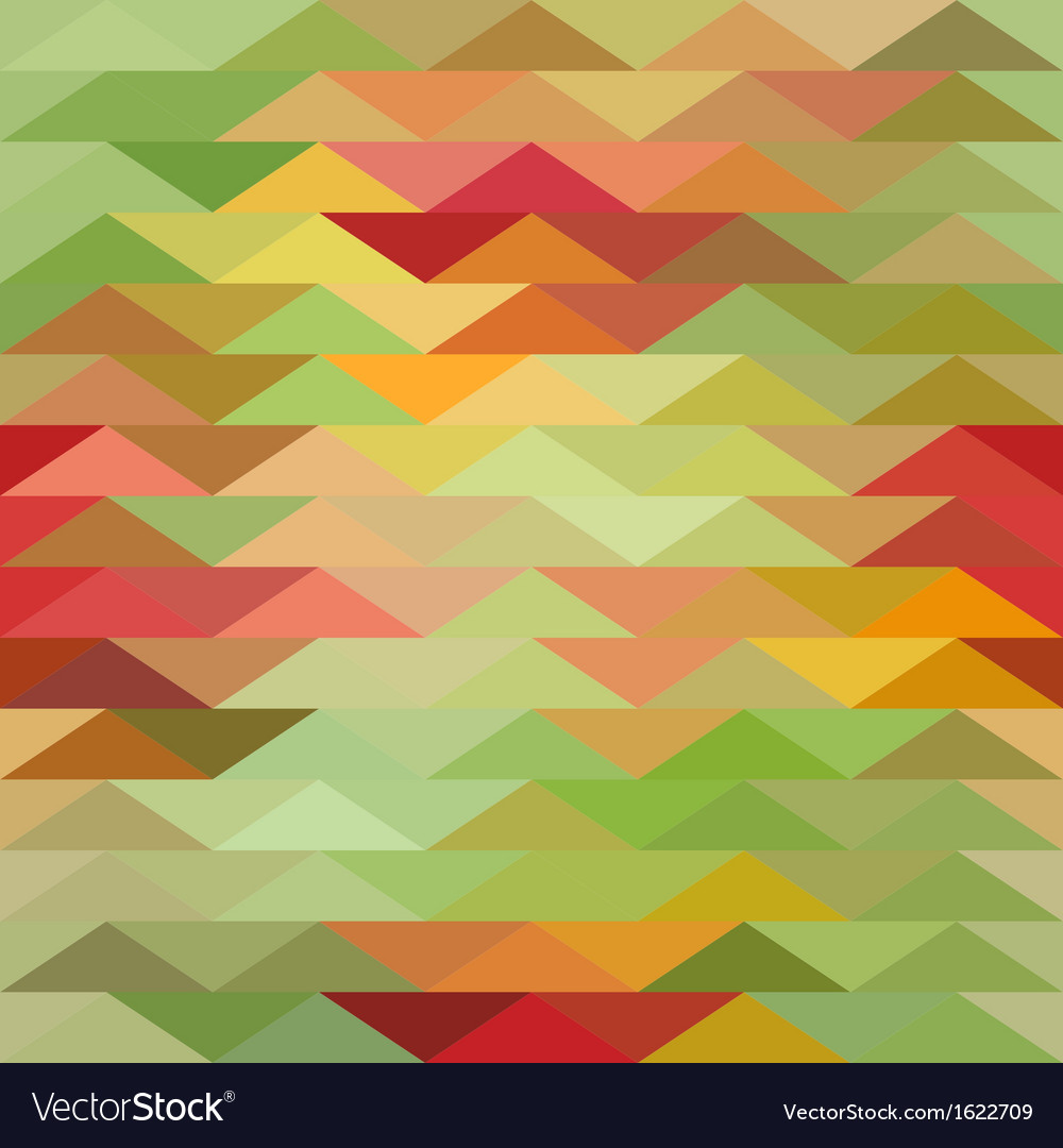 Triangle background seamless vector | Price: 1 Credit (USD $1)