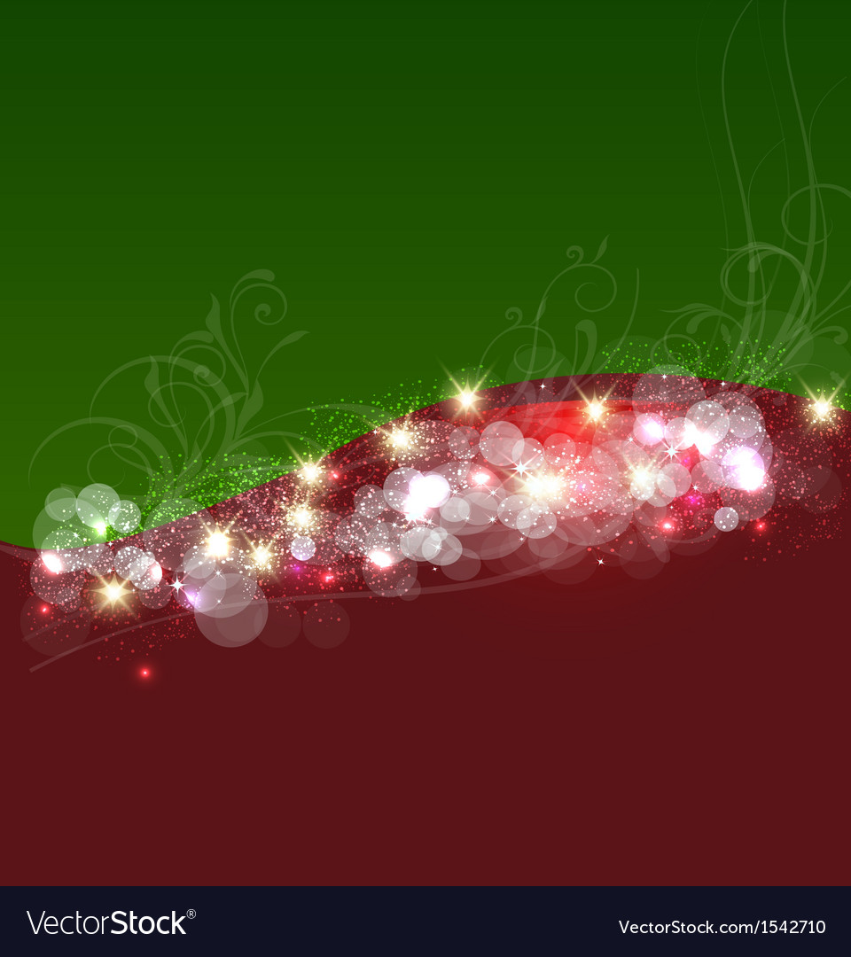 Christmas background template card vector | Price: 1 Credit (USD $1)