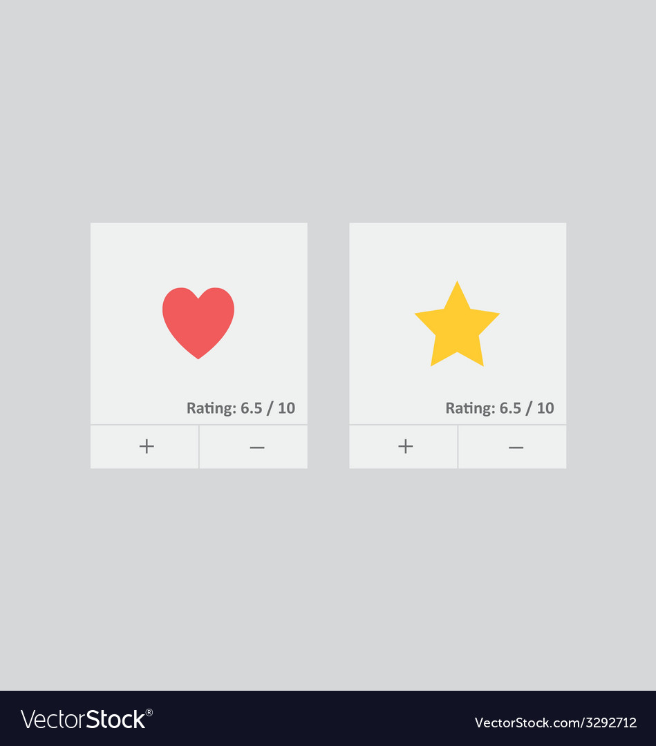 Rating 4 vector | Price: 1 Credit (USD $1)