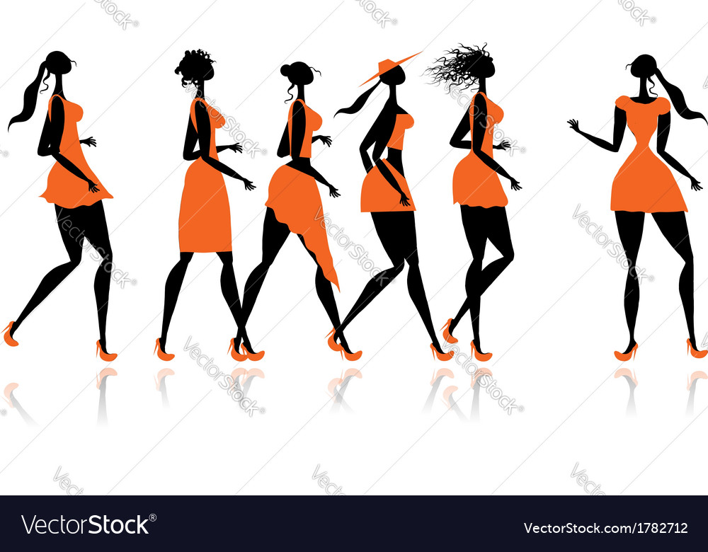 Women party for your design vector | Price: 1 Credit (USD $1)