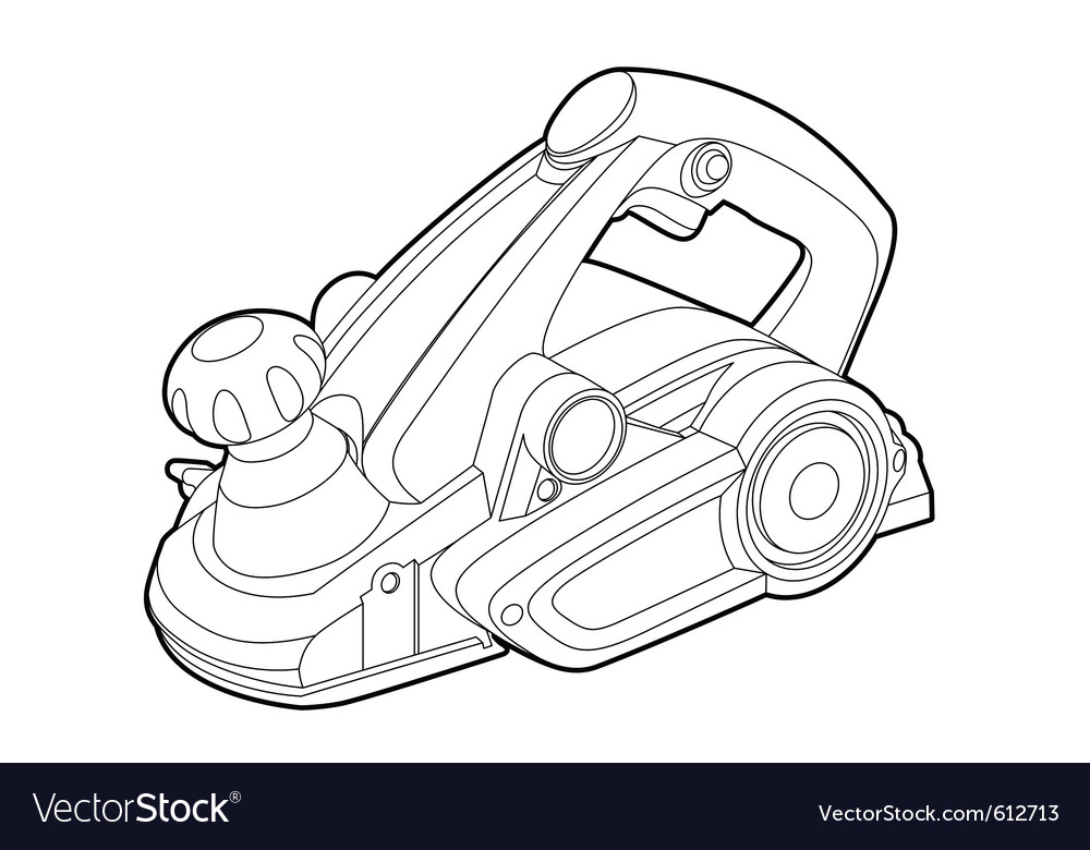 Electric tool vector | Price: 1 Credit (USD $1)