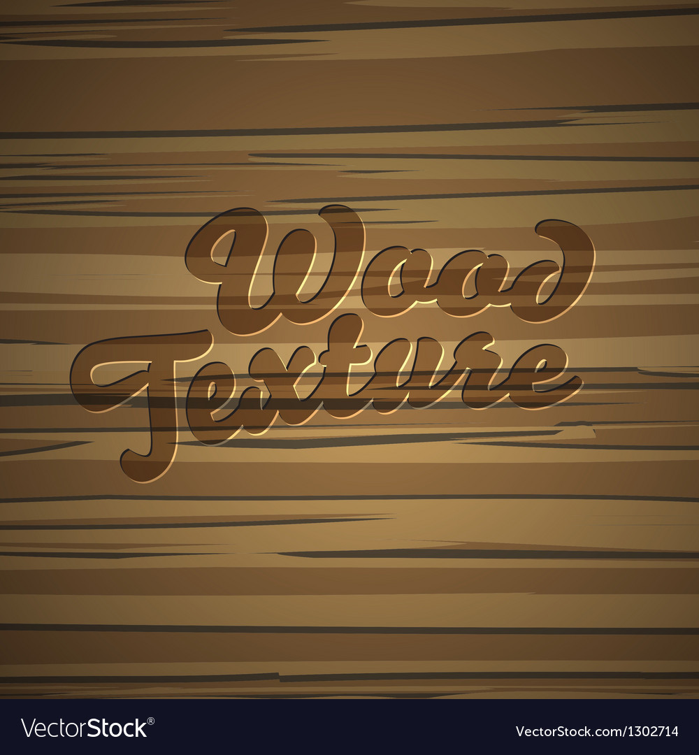 Texture of wood background vector | Price: 1 Credit (USD $1)