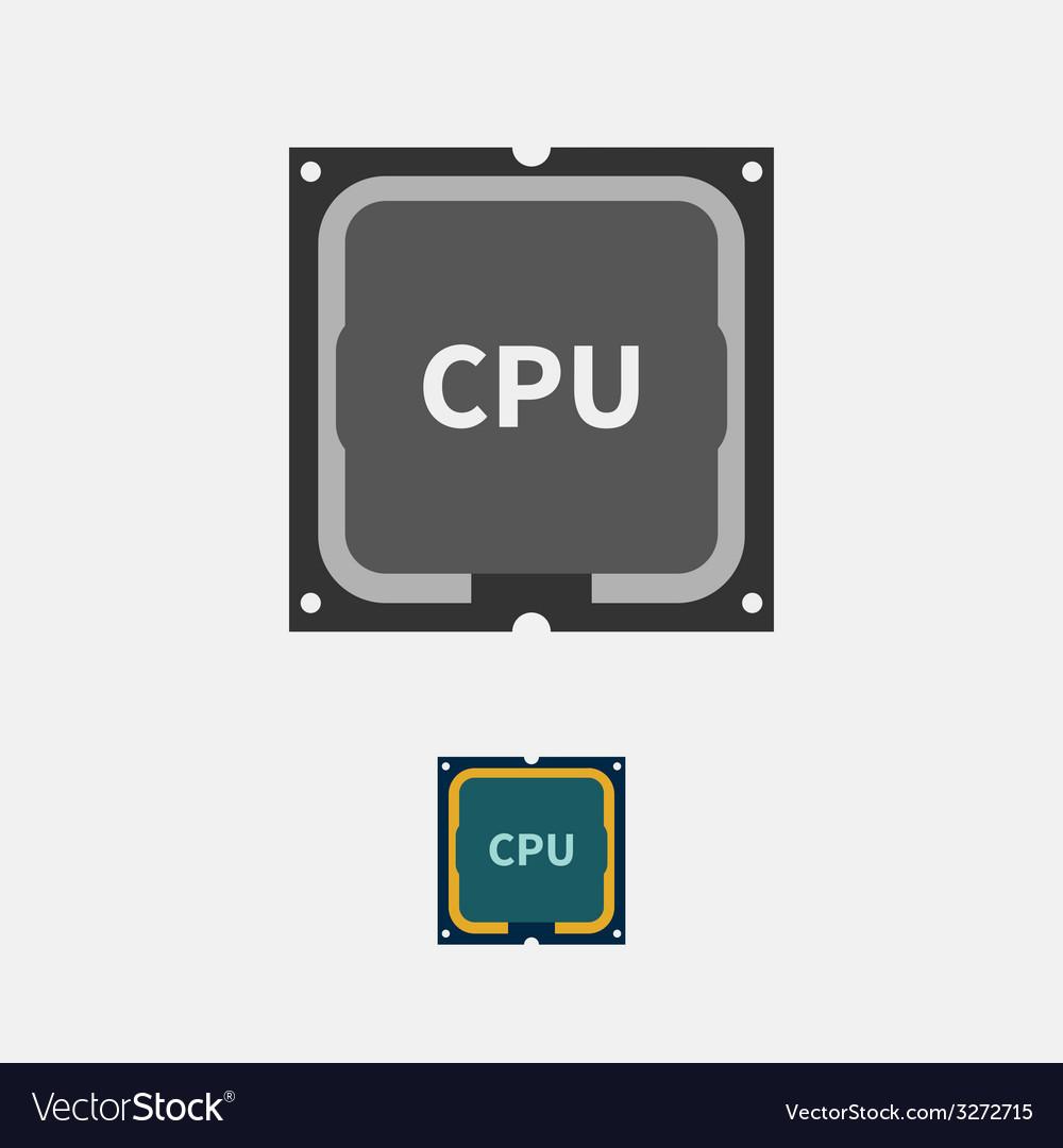 Cpu vector | Price: 1 Credit (USD $1)