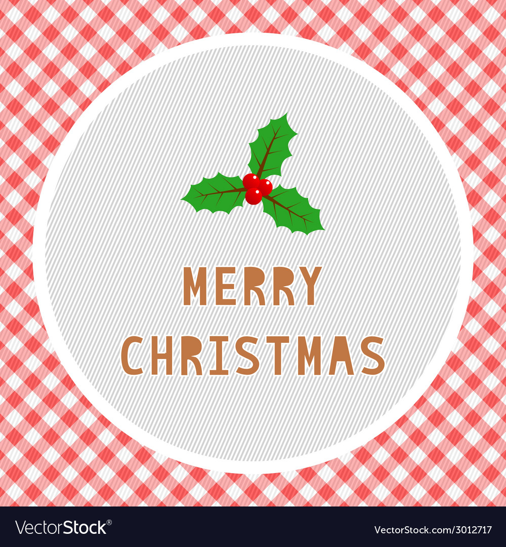 Merry christmas greeting card21 vector | Price: 1 Credit (USD $1)