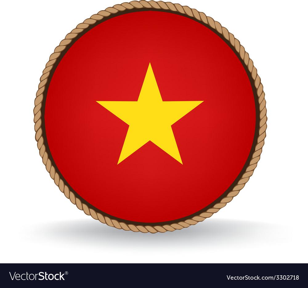 Vietnam seal vector | Price: 1 Credit (USD $1)