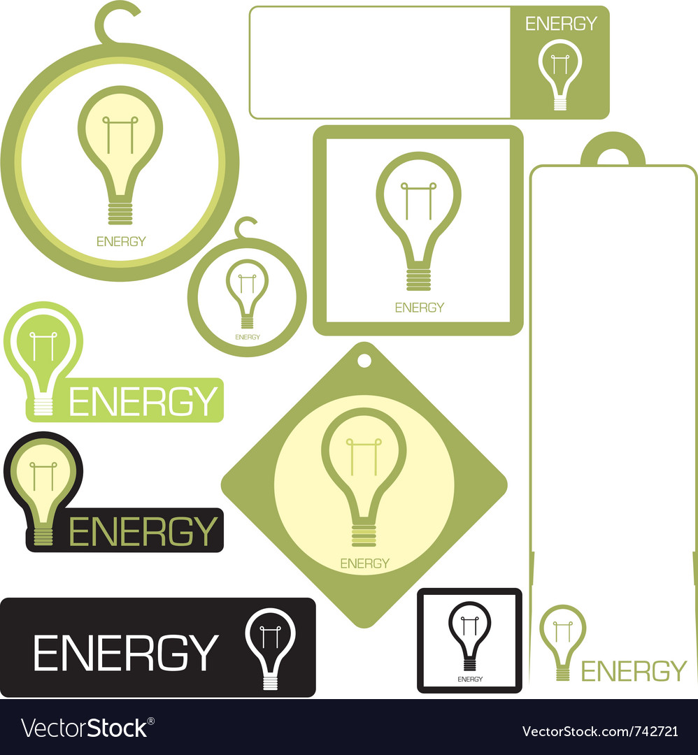 Clean energy vector | Price: 1 Credit (USD $1)