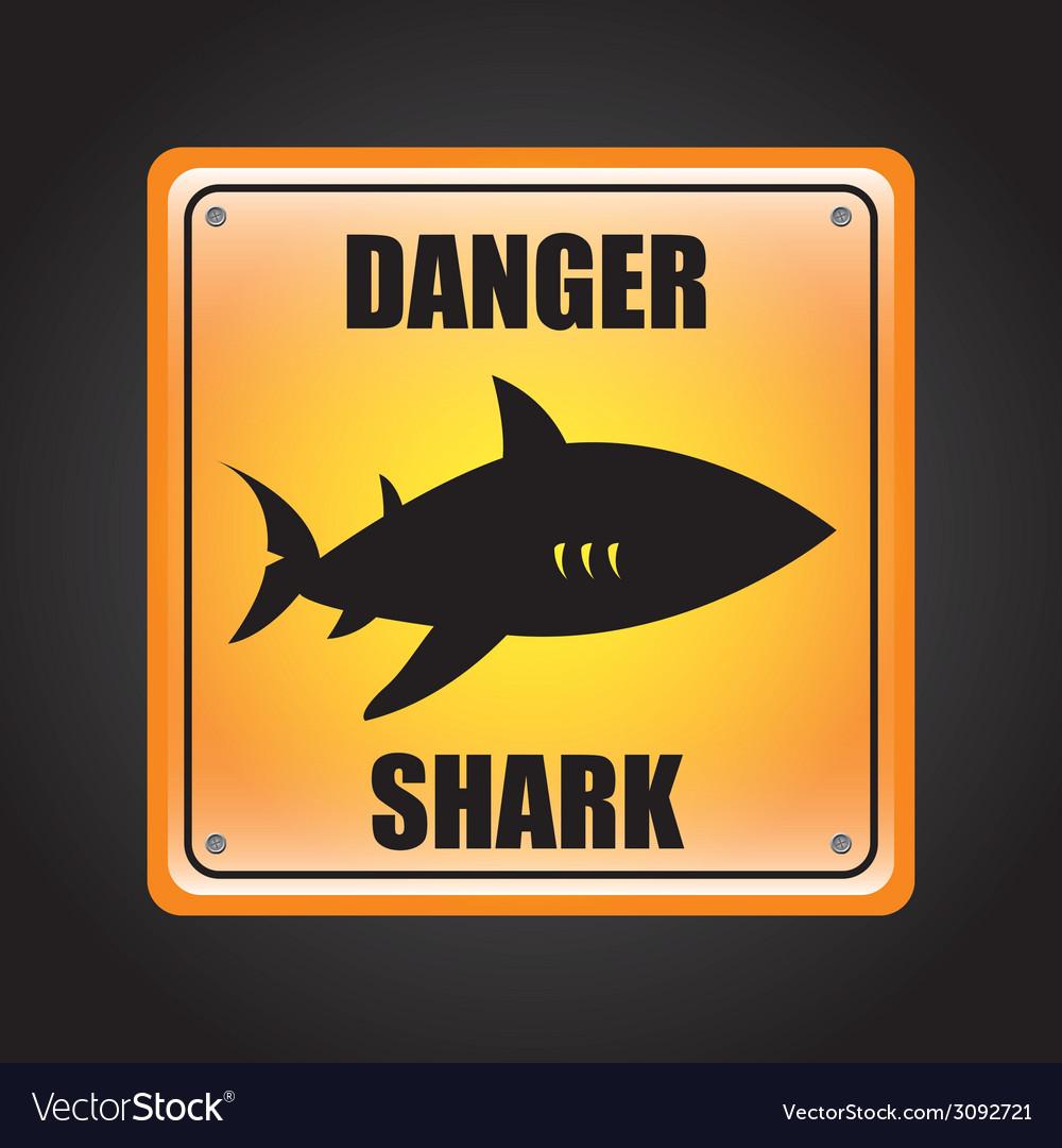 Shark design vector   Price: 1 Credit (USD $1)