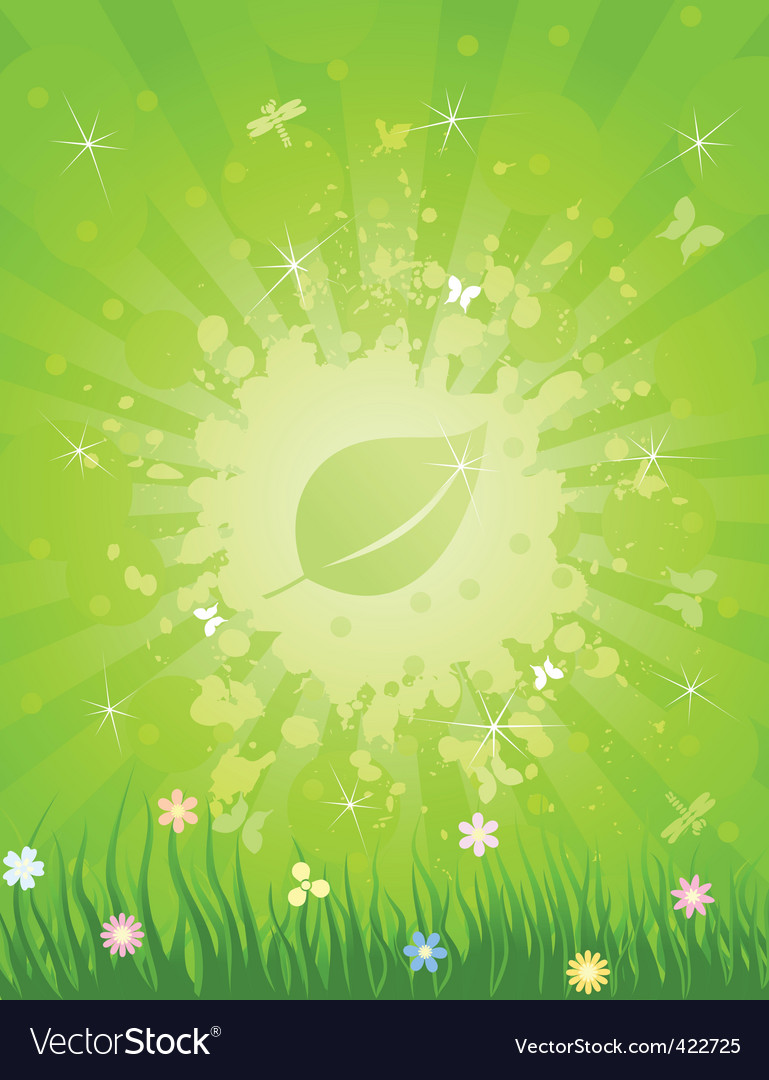 Leaf3 vector | Price: 1 Credit (USD $1)