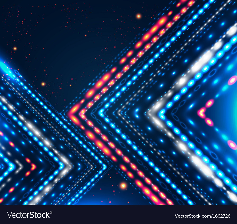 Abstract design with shiny arrows for your vector | Price: 1 Credit (USD $1)